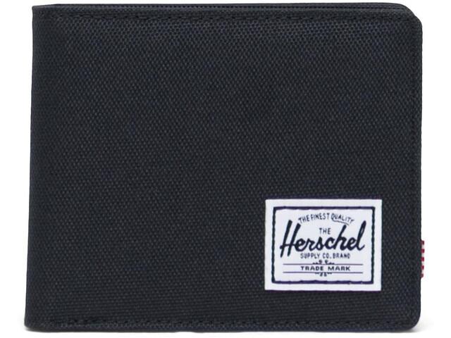 Herschel Roy Coin RFID Portefeuille, black
